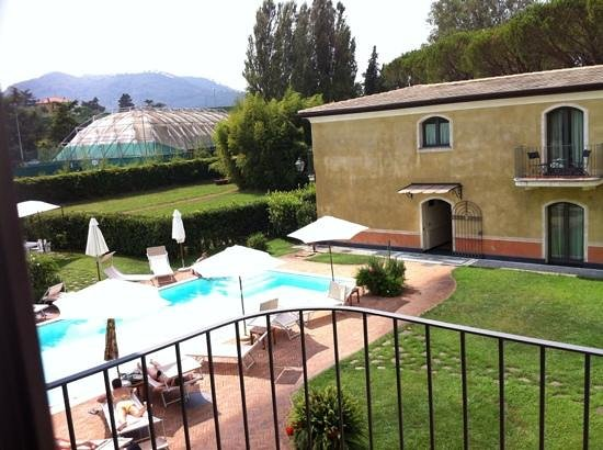 Hotel Villa Agnese:                                                                         bellissima