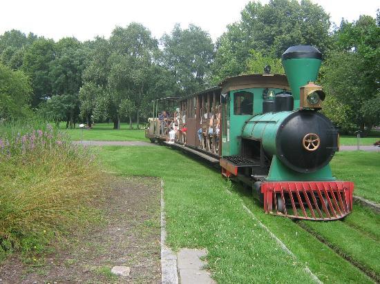 Die Museumsbahn Picture Of Britzer Garten Berlin Tripadvisor