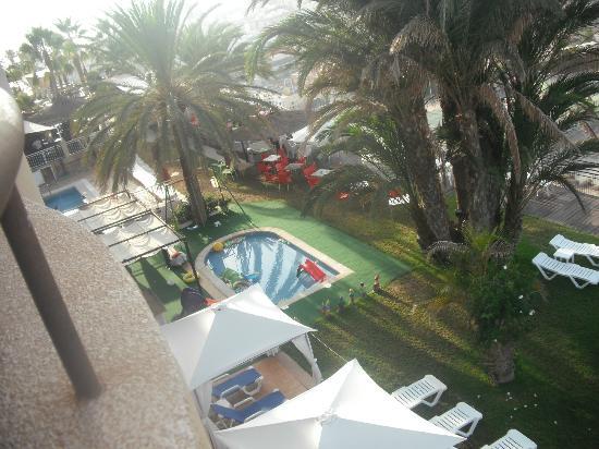 Hotel La Cumbre: 4