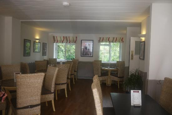 Jack's Brasserie: Interior
