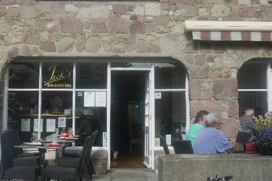 Jack's Brasserie: Exterior