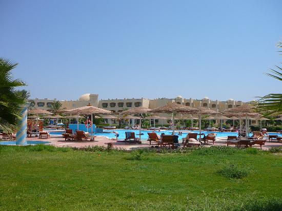 Tia Heights Makadi Bay: area gruppi