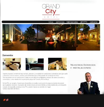Grand City Hotel: Descripcion de servicios