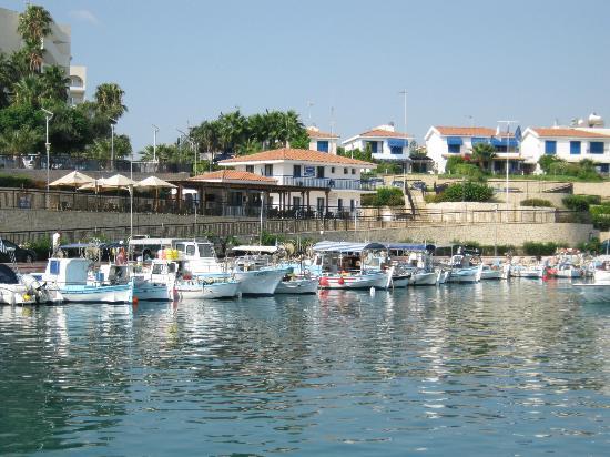 Anais Bay Hotel: Harbour