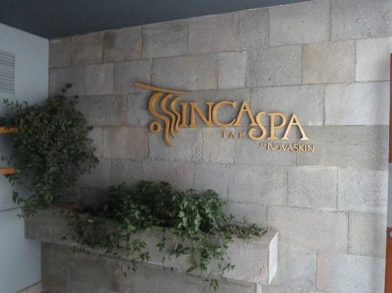 Eco Inn Cusco: Spa