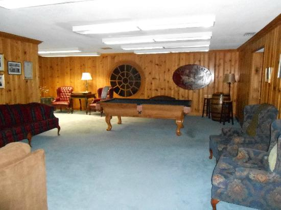 Christopher Place Resort: Game room
