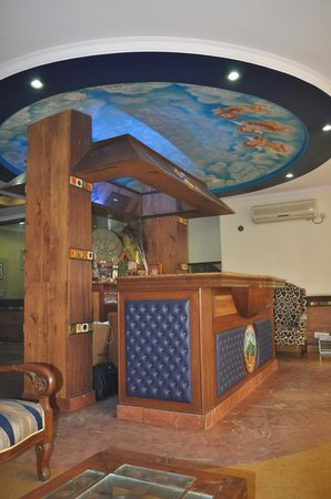 Hotel Ivory Palace: Reception