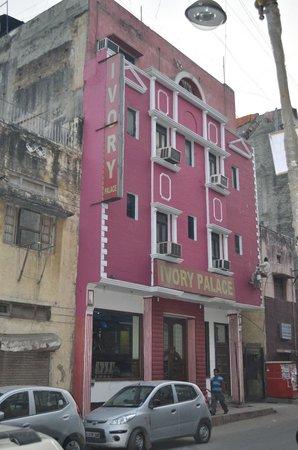 Hotel Ivory Palace: Outside