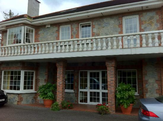 Rockfield House: Vista entrata