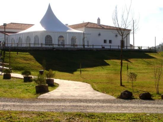 Hacienda Arroyo La Plata: Fachada Restaurante
