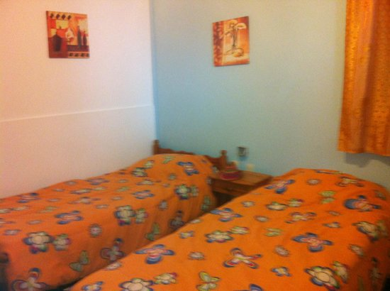 Vouniotis Rooms: Twin Room