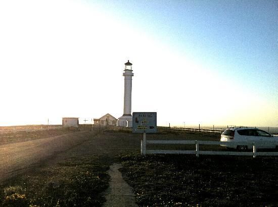 Point Arena Lighthouse: Point Arena Lighthouse