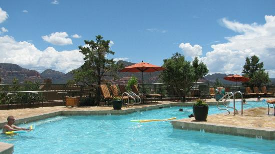 Hyatt Residence Club Sedona, Pinon Pointe: Gorgeous pool area