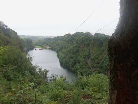 Adrenalin Quarry: The Quarry