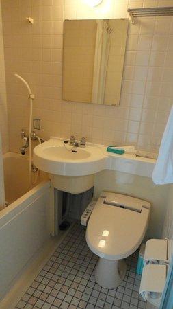 Shinojima Kanko Hotel Osumi: バスルーム