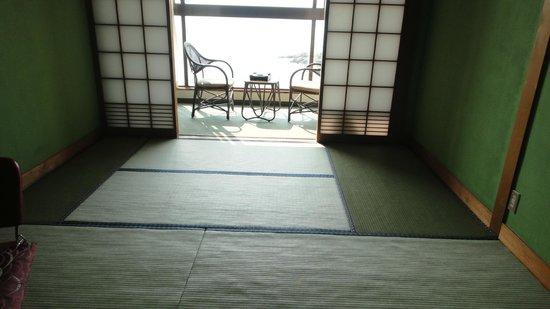 Shinojima Kanko Hotel Osumi: お部屋