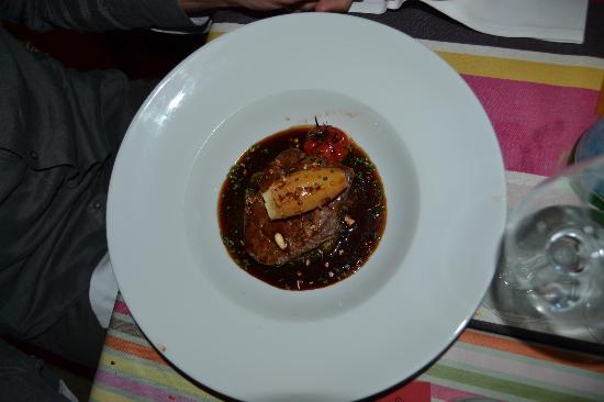 Cafe Veranda: Filet de boeuf