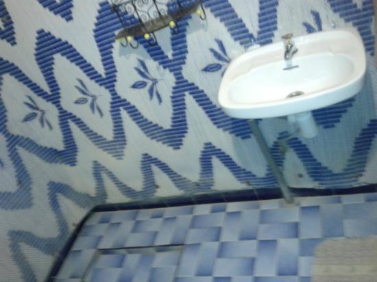 Kasbah Hotel Panorama: bagno