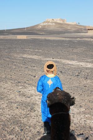 Kasbah Hotel Panorama: di ritorno dopo la gita nel deserto