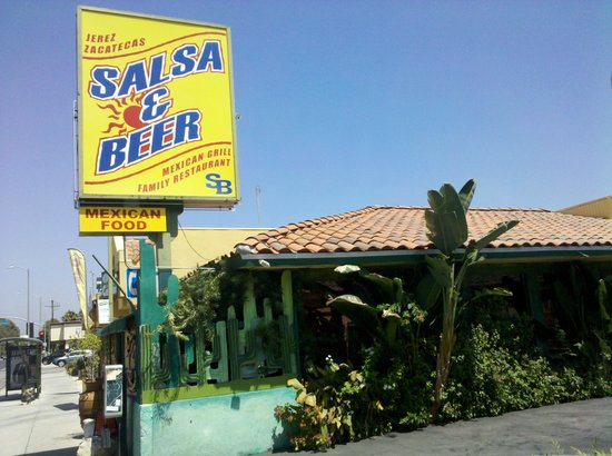 Salsa Beer Los Angeles 6740 White Oak Ave Lax Area