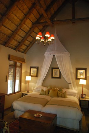 andBeyond Ngala Safari Lodge: bed