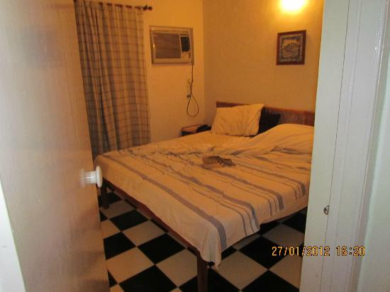 Aldeia Santa Rita: bedroom