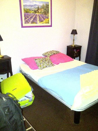 Hotel Paradis: room