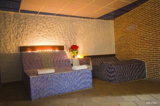 Hotel Spa Villa de Mogarraz: Spa