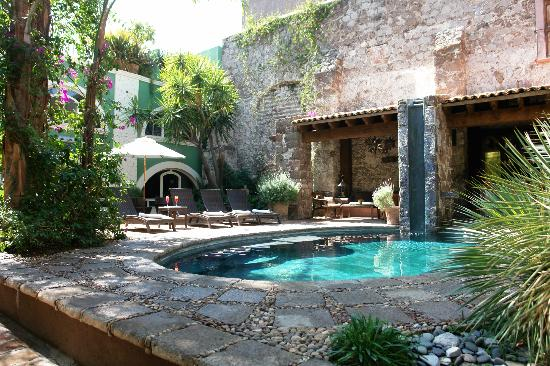 Foto de el meson hotel san miguel de allende alberca for Hotel casa de los azulejos tripadvisor