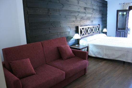 Hotel Spa Villa de Mogarraz: Habitación Doble Superior