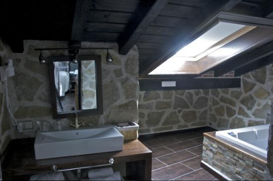 Hotel Spa Villa de Mogarraz: Habitación Junior Suite