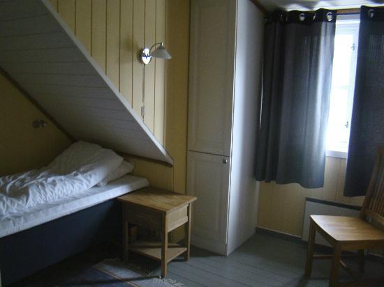 Nyvagar Rorbuhotel: camera