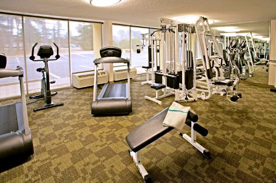 Clarion Inn & Suites by Hampton Convention Center: Fitness Center