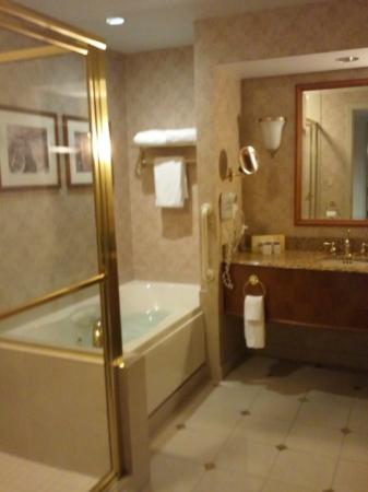 The Nice Bathroom In The New Tower Room Picture Of
