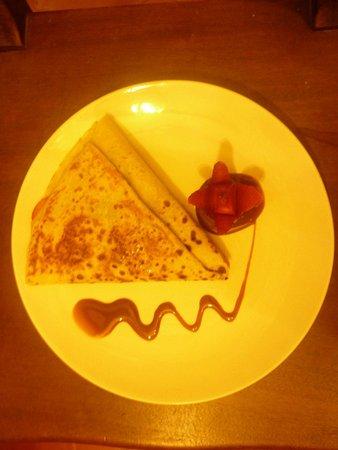 La Casaca: ricas crepas dulces y saladas