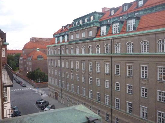 BEST WESTERN Karlaplan Hotel Stockholm: Vue de la chambre