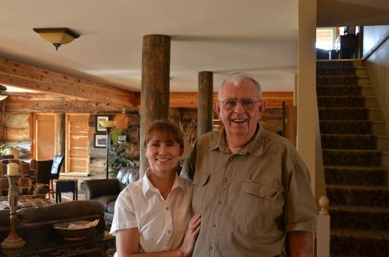 Syringa Lodge: The Owners