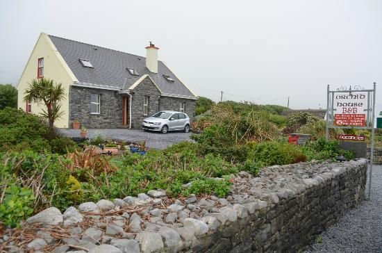 Orchid House Bed & Breakfast: Lovely B&B in Fanore Ireland