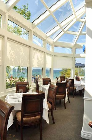Blu : dining room
