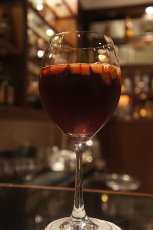 Sofitel Krabi Phokeethra Golf & Spa Resort: sangria at the explorer.