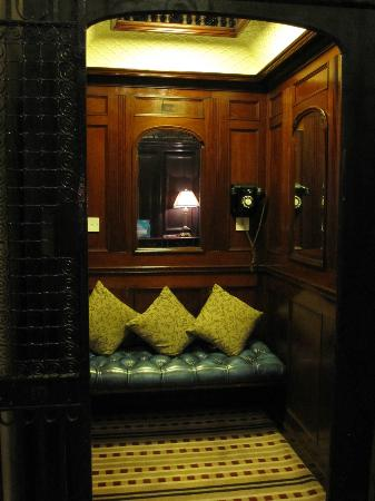 Parliament House Hotel : Feature Elevator