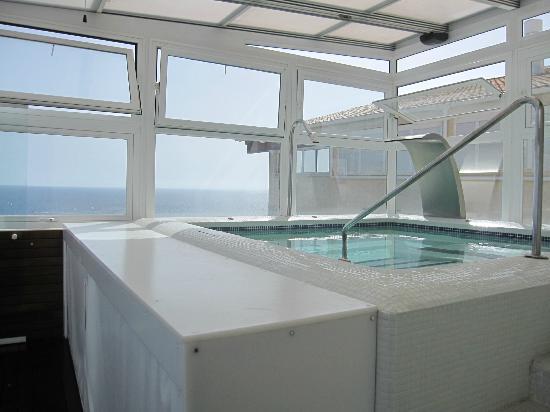 Villa Venecia Hotel Boutique: minuscule piscine du dernier étage !
