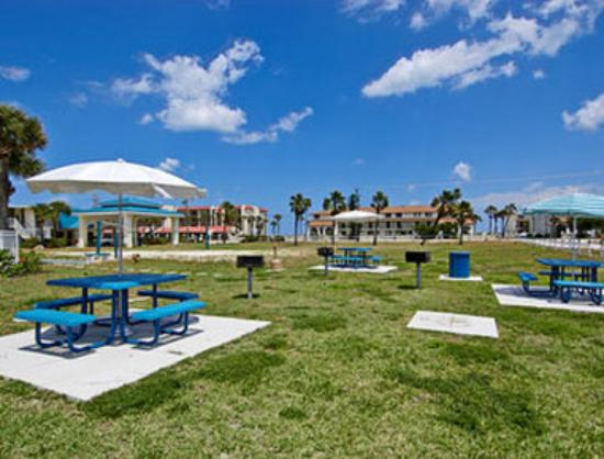 Americas Best Value Inn - Satellite Beach / Melbourne: Guest Picnic Area
