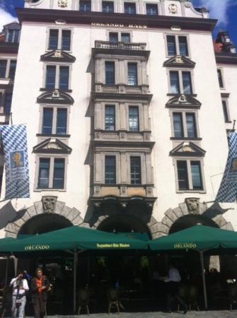 Schuhbeck's Orlando: Scubecks Orlando, Munich