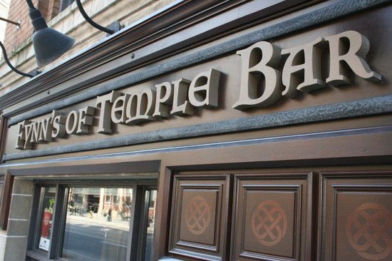 Photo of Bar Fynn's of Temple Bar at 489 King St W, Toronto M5V 1K4, Canada