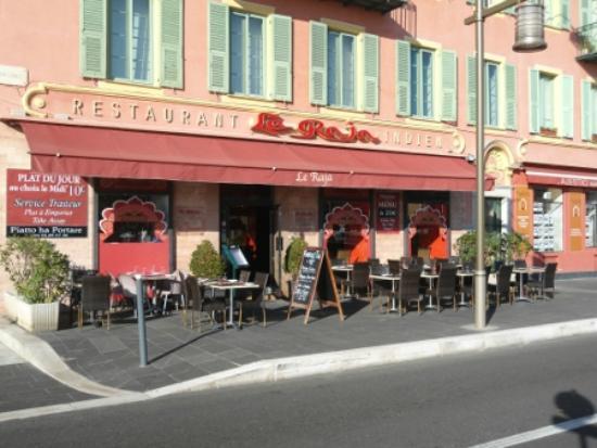 le raja nice port restaurant reviews phone number photos tripadvisor. Black Bedroom Furniture Sets. Home Design Ideas