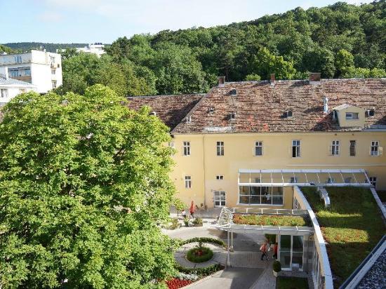 Badener Hof: Отель Баденерхоф