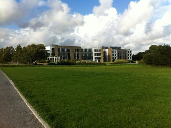 Aghadoe Heights Hotel & Spa: Front of Hotel