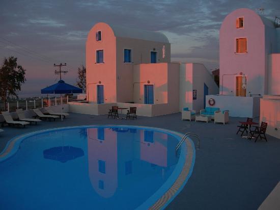 Maria's Place: Hotelanlage