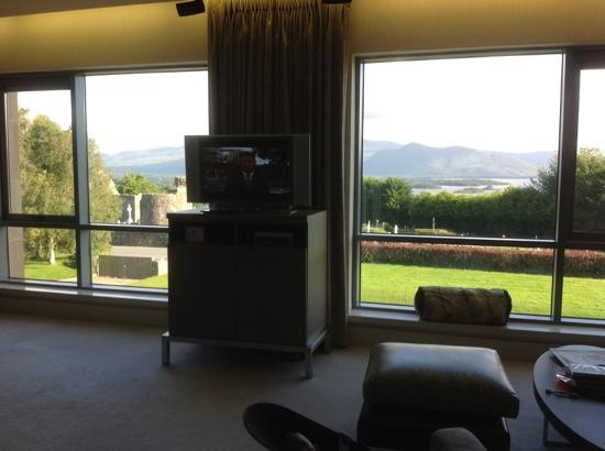 Aghadoe Heights Hotel & Spa: View from room